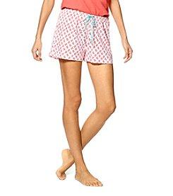 HUE® Coral Fish Boxer Shorts