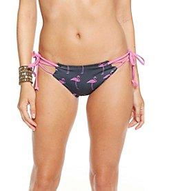 Chaser® Flamingos Bikini Bottoms