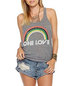 Chaser® One Love Rainbow Tank
