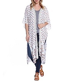 Skylar & Jade™ High-Slit Kimono