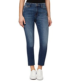 Sanctuary® Straight Ankle Jeans