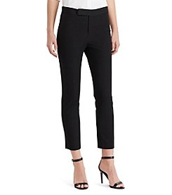 Lauren Ralph Lauren® Stretch Twill Straight Pants