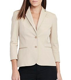 Lauren Ralph Lauren® Stretch Twill Jacket