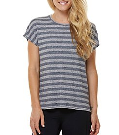 SHAPE® activewear Boxy Stripe Tee