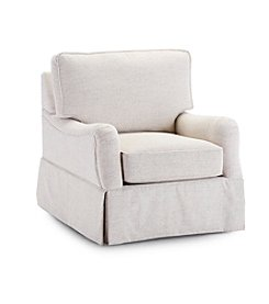 Broyhill® Brooks Collection English Arm Swivel Chair