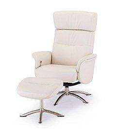 Palliser® Quantum Bistro Chair And Ottoman