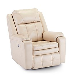 Southern Motion Inspire Power Recliner Rocker With Headrest And USB