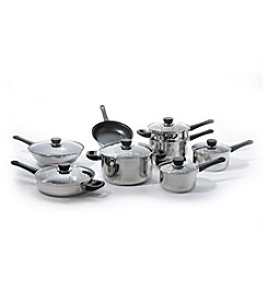 BergHoff® Cook 'n Co 14-pc. Stainless Steel Cookware Set