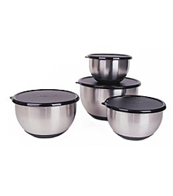BergHoff® Geminis 8-pc. Mixing Bowl Set with Lids