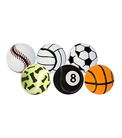 Animal Planet® Pet Toy Tennis Balls 6pk