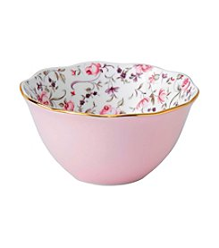 Royal Doulton® Tea Party Rose Confetti Bowl