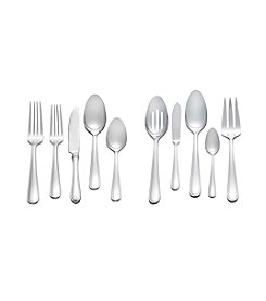 Vera Wang® 45-Pc. Cushion Flatware Set