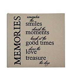 MKT@Home Memories Photo Album