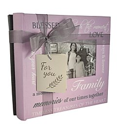 MKT@Home Family Two Pack Photo Album