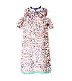 Speechless® Girls' 7-16 Cold Shoulder Dress