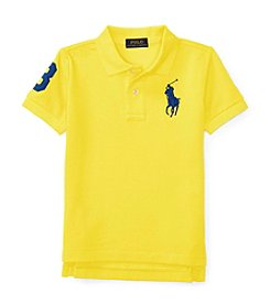 Polo Ralph Lauren® Boys' 8-20 Short Sleeve Mesh Shirt