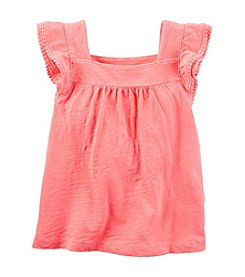 Carter's® Baby Girls' Flutter Sleeve Tank Top