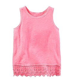 Carter's® Baby Girls' Crochet Tank Top