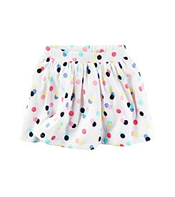 Carter's® Baby Girls' Multi Dot Skirt