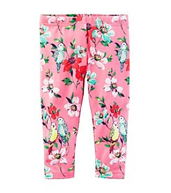 Carter's® Baby Girls' Botanical Capri Pants