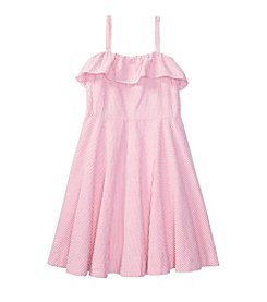 Polo Ralph Lauren® Girls' 7-16 Seersucker Dress