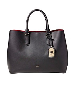Lauren Ralph Lauren® Medium Dryden Leather Tote