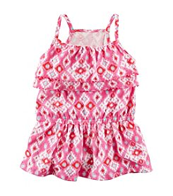 Carter's® Girls' 2T-8 Geo Print Tunic