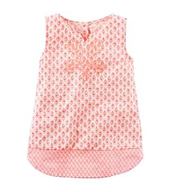 Carter's® Girls' 2T-8 High-Low Tunic
