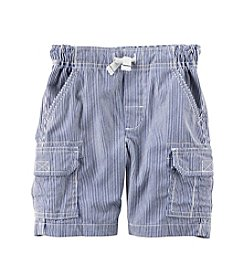 Carter's® Baby Boys Striped Midtier Shorts