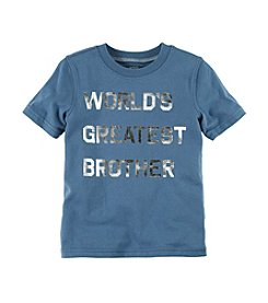 Carter's® Baby Boys Brother Tee