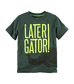 Carter's® Baby Boys Later Gator Tee