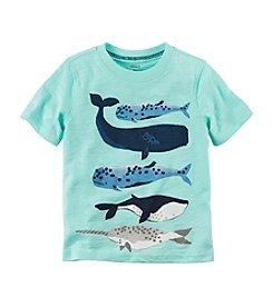 Carter's® Baby Boys Whale Tee