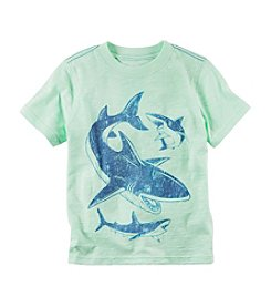 Carter's® Baby Boys Shark Tee