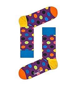 Happy Socks® Men's Big Dot Casual Socks