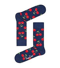 Happy Socks® Men's Cherry Casual Socks