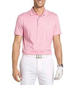 Izod® Men's Greenie Stripe Stretch Polo