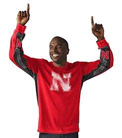 G III NCAA® Nebraska Cornhusker Men's Hail Mary Tee