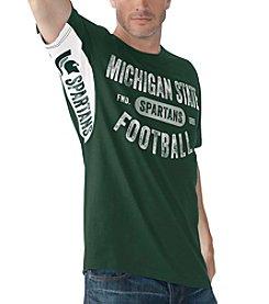G III NCAA® Michigan State Spartans Men's Short Sleeve Tee