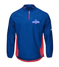 Majestic MLB® Men's Chicago Cubs Convertible Game Jacket