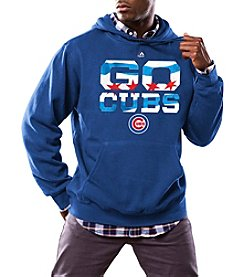 Majestic® Men's Chicago Cubs Flag Go Hoodie