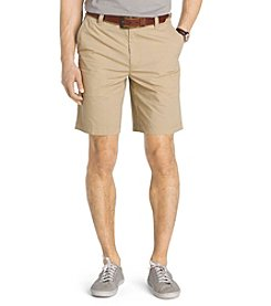 Izod® Men's Big & Tall Seaport Poplin Cargo Shorts