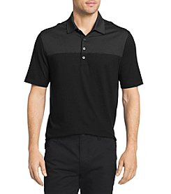 Van Heusen® Men's Big & Tall Feeder Stripe Polo