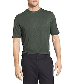 Van Heusen® Men's Big & Tall Two-Tone Slub Crew Tee