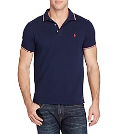 Polo Ralph Lauren® Men's Long Sleeve Knit Polo