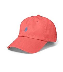 Polo Ralph Lauren® Men's Classic Chino Cap