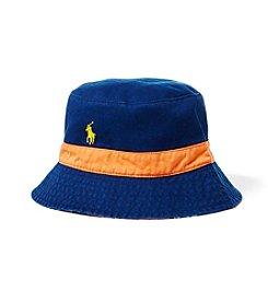 Polo Ralph Lauren® Men's Reversible Loft Bucket Hat