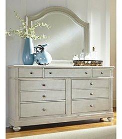 Liberty Furniture Harborview Dove Gray Dresser