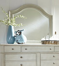Liberty Furniture Harborview Dove Gray Mirror