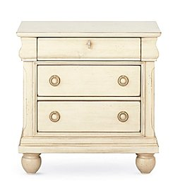 Liberty Furniture Rustic Traditions Ivory Night Stand