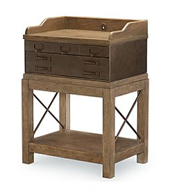 Legacy Metalworks Bedside Chest